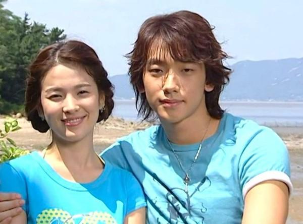 Ngoài ông xã Song Joong Ki, đây là những người tình màn ảnh điển trai của Song Hye Kyo! - Hình 15