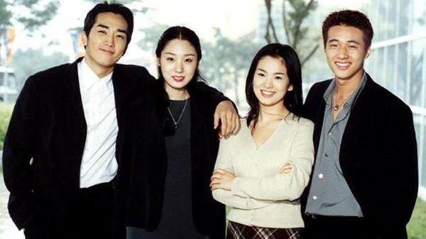 Ngoài ông xã Song Joong Ki, đây là những người tình màn ảnh điển trai của Song Hye Kyo! - Hình 2