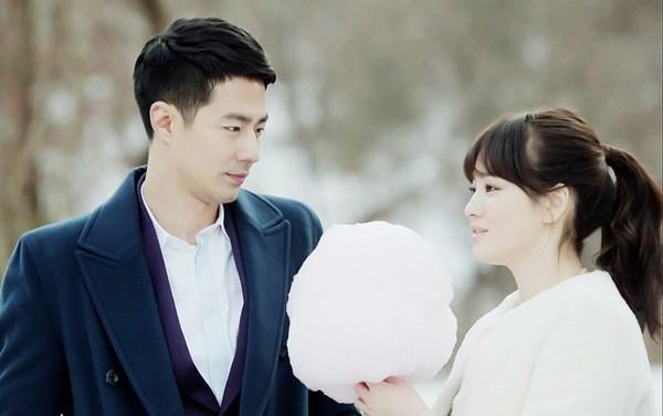 Ngoài ông xã Song Joong Ki, đây là những người tình màn ảnh điển trai của Song Hye Kyo! - Hình 22