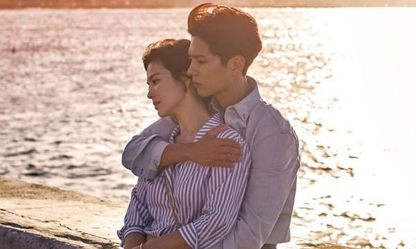 Ngoài ông xã Song Joong Ki, đây là những người tình màn ảnh điển trai của Song Hye Kyo! - Hình 26