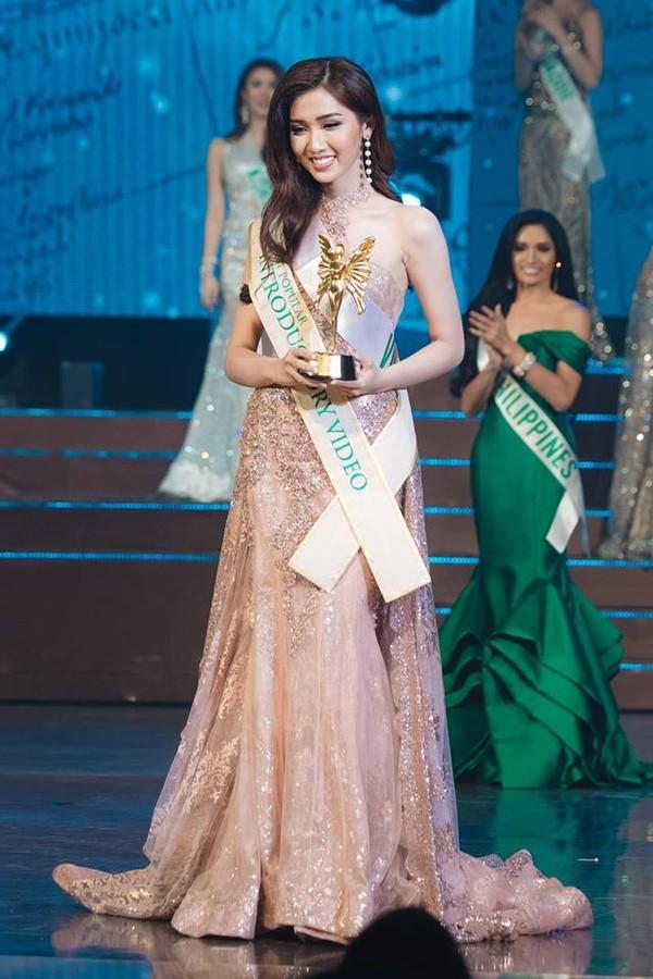 Đỗ Nhật Hà đăng tải tâm thư đầy xúc động về cuộc hành trình tại Miss International Queen 2019 - Hình 3