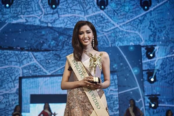Không chỉ lọt vào top 6 Miss International Queen 2019, Đỗ Nhật Hà còn ẵm thêm giải thưởng đặc biệt này! - Hình 1
