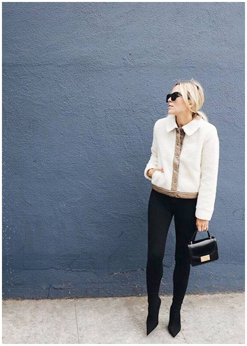 10 gợi ý mặc đẹp như fashionista cho ngày tự dưng lạnh - Hình 12