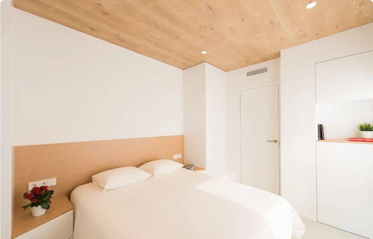 8 thiết kế phòng ngủ đẹp không tốn quá nhiều chi phí - Hình 3