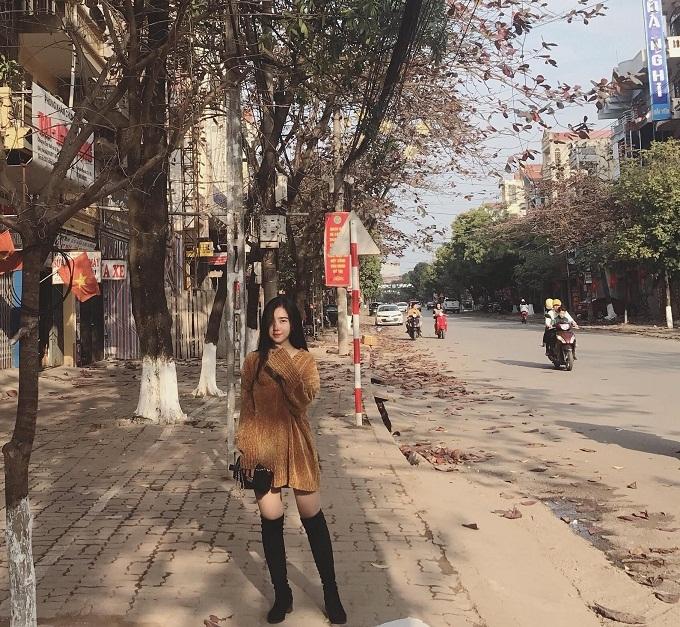 Bạn gái Hà Đức Chinh: Xinh như hot girl, vóc dáng gợi cảm - Hình 5