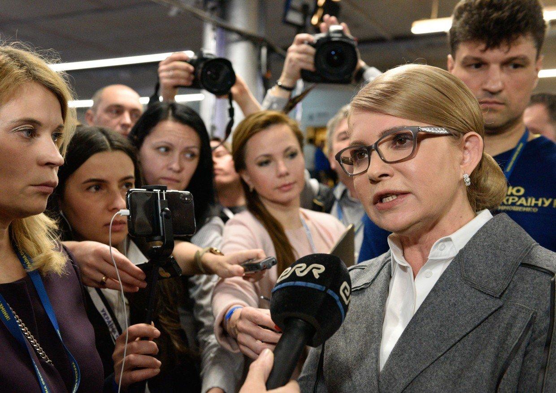 Bầu cử Tổng thống Ukraine: Danh hài Vladimir Zelensky tạm dẫn đầu - Hình 3