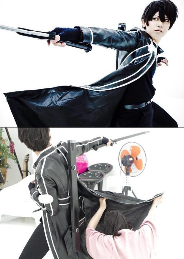 Bóc mẽ bí mật của những bức ảnh nghệ thuật cosplay đẹp lung linh - Hình 2