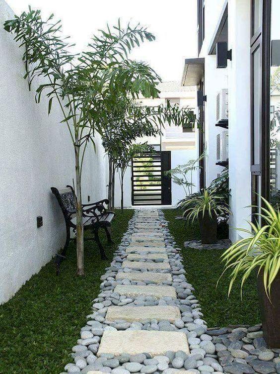 Các kiểu trang trí sân vườn nhỏ cho mọi phong cách nhà ở - Hình 8