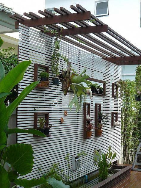 Các kiểu trang trí sân vườn nhỏ cho mọi phong cách nhà ở - Hình 5