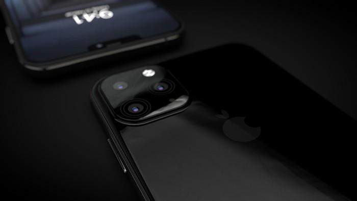 Cận cảnh iPhone XI Max đẹp mướt mải khiến iPhone Xs Max cũng phải chào thua - Hình 4