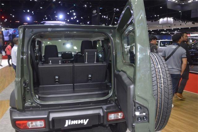 Cận cảnh Suzuki Jimny mới ra mắt tại Thái Lan, giá cao ngất ngưởng - Hình 16