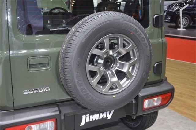 Cận cảnh Suzuki Jimny mới ra mắt tại Thái Lan, giá cao ngất ngưởng - Hình 17
