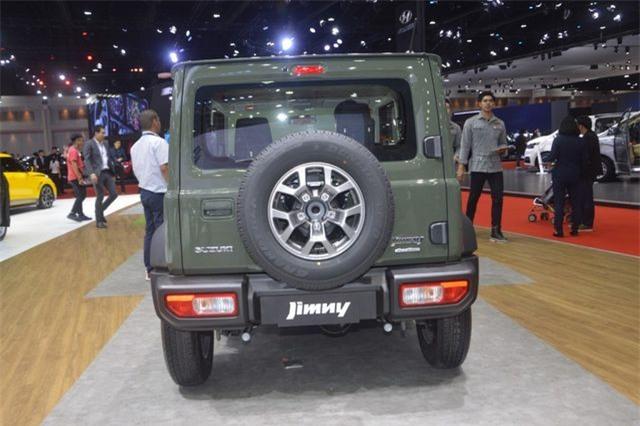 Cận cảnh Suzuki Jimny mới ra mắt tại Thái Lan, giá cao ngất ngưởng - Hình 15