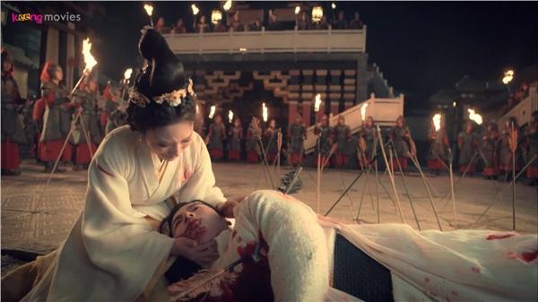 Đông Cung (Tập 48): Nam phụ đáng thương Cố Kiếm chết dưới tay Lý Thừa Ngân, Tiểu Phong đau khổ tột cùng - Hình 19