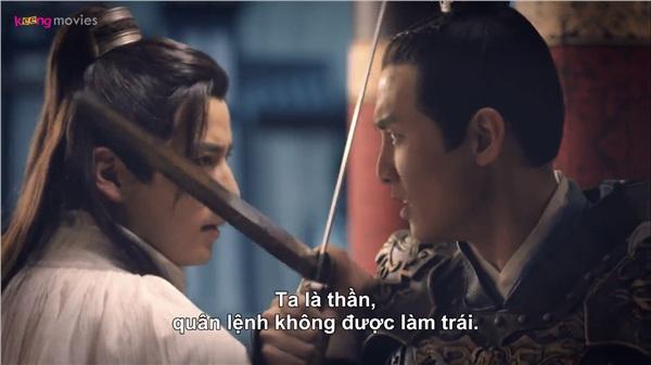 Đông Cung (Tập 48): Nam phụ đáng thương Cố Kiếm chết dưới tay Lý Thừa Ngân, Tiểu Phong đau khổ tột cùng - Hình 15
