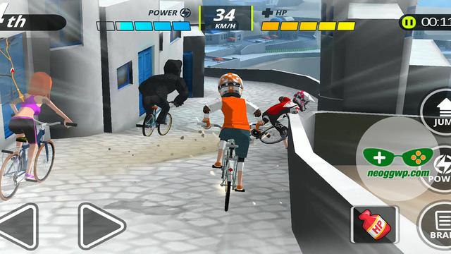 DownHill Master - Game đua xe đường phố cực ngầu cực đỉnh - Hình 4