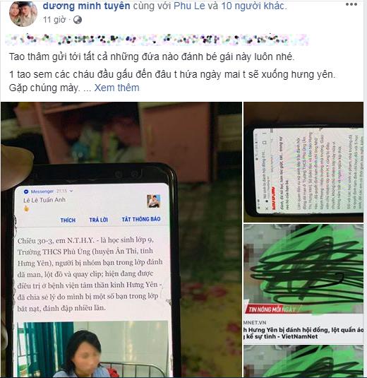 Dương Minh Tuyền đúng chuẩn giang hồ 4.0, hay bốc phét và không giữ lời - Hình 3