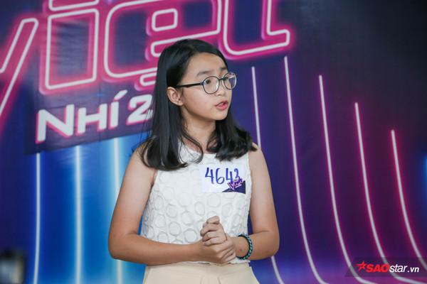 Giám khảo Hồ Hoài Anh trổ tài làm điều này, dàn thí sinh Giọng hát Việt nhí bùng nổ ở ngày Casting cuối tại TP.HCM - Hình 8