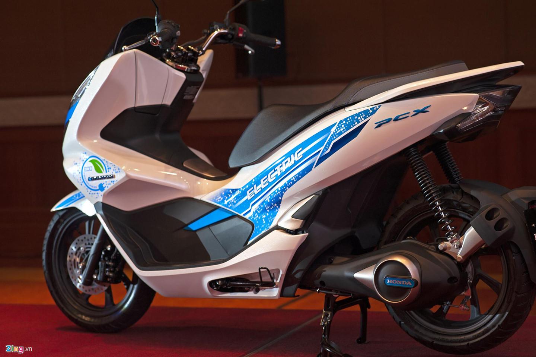 Mẫu xe điện đầu tiên của Honda ở Việt Nam lộ diện - Hình 3