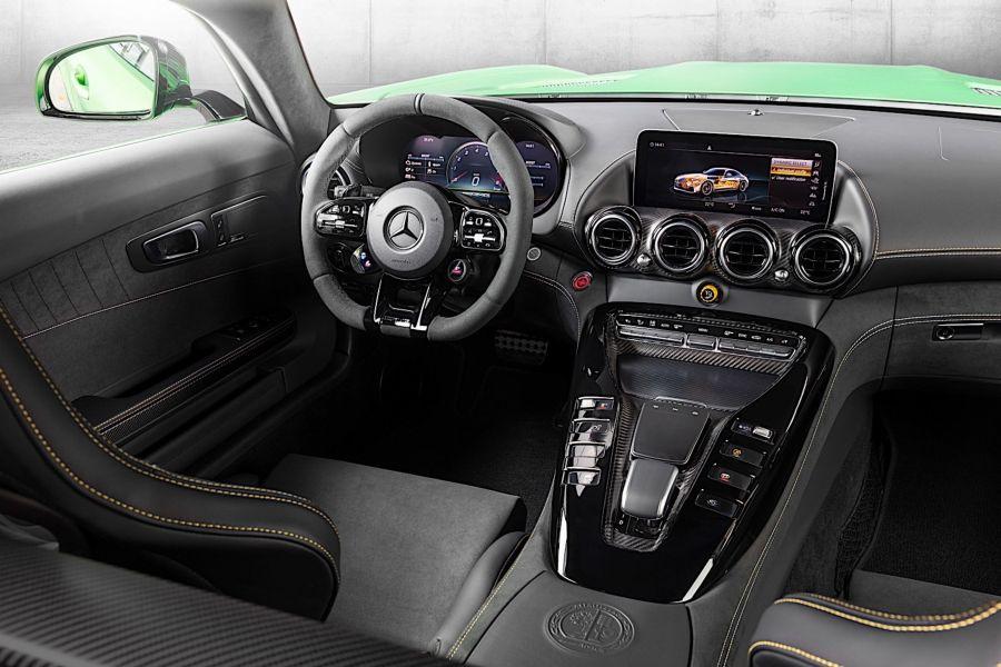 Mercedes-AMG GT 2020 chính thức lên dây chuyền sản xuất ở Sindelfingen, Đức - Hình 6