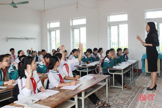 Ôn thi lớp 10 THPT, học sinh Hà Tĩnh bước vào chặng nước rút - Hình 2