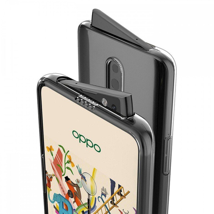 Oppo Reno có camera trước kiểu ti hí ngộ nghĩnh - Hình 3