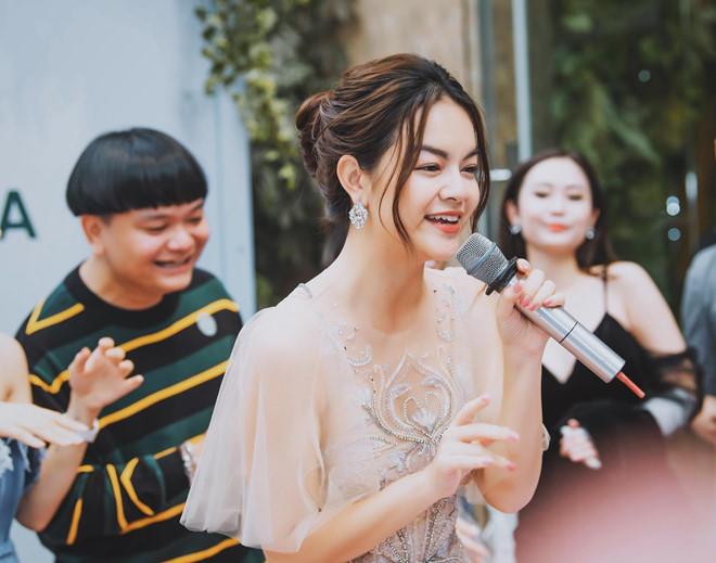Phạm Quỳnh Anh: Tôi không muốn anh Huy chịu thiệt thòi - Hình 2