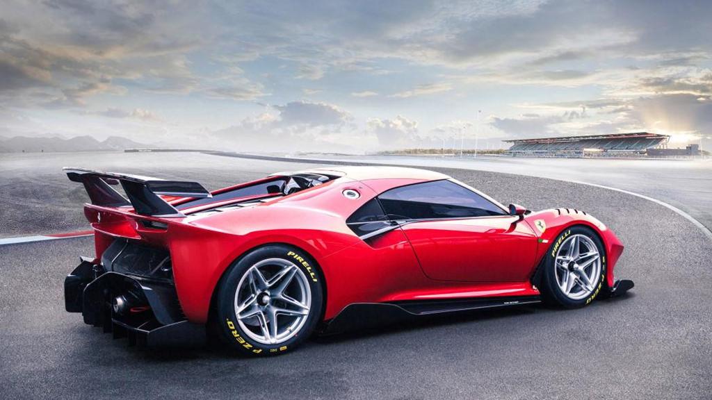 Siêu xe Ferrari PC80/C độc nhất có gì bí ẩn? - Hình 3