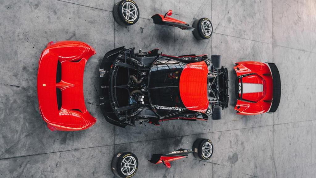 Siêu xe Ferrari PC80/C độc nhất có gì bí ẩn? - Hình 7