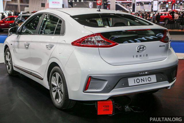 Xe Ioniq của Hyundai được xếp hạng thân thiện môi trường nhất - Hình 7