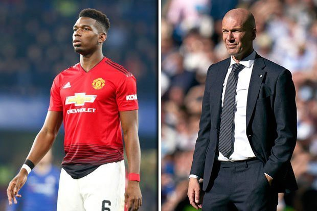 Xiêu lòng trước Zidane, Pogba sắp rời bỏ Man United lần thứ hai? - Hình 2