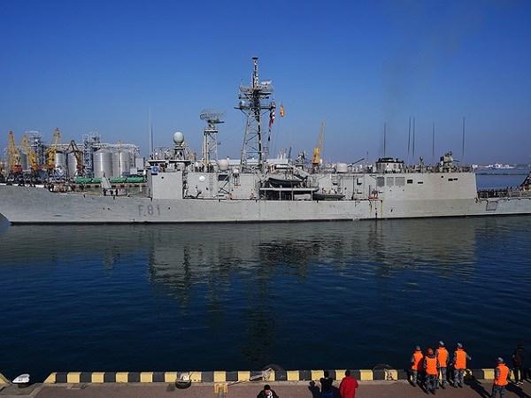 NATO tập trận, Nga lệnh Hạm đội Biển Đen sẵn sàng chiến đấu - Hình 1