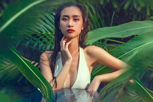 Ngắm thân hình mời gọi của người đẹp Việt từng gây sốt cộng đồng mạng Hàn Quốc - Hình 8
