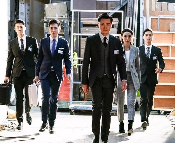 Nhìn lại dàn thủ lĩnh của Bằng chứng thép, liệu Huỳnh Hạo Nhiên có thể gánh team ở phần 4? - Hình 10