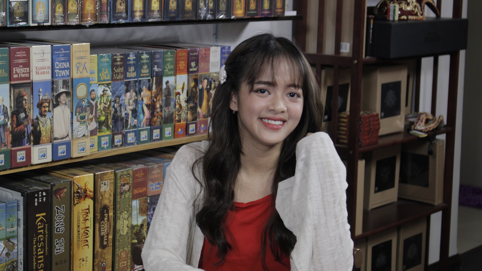Cuộc chiến căng não giữa Đạt Đen và hotgirl Trang Phùng trong show Ngồi xuống trước đã - Hình 5