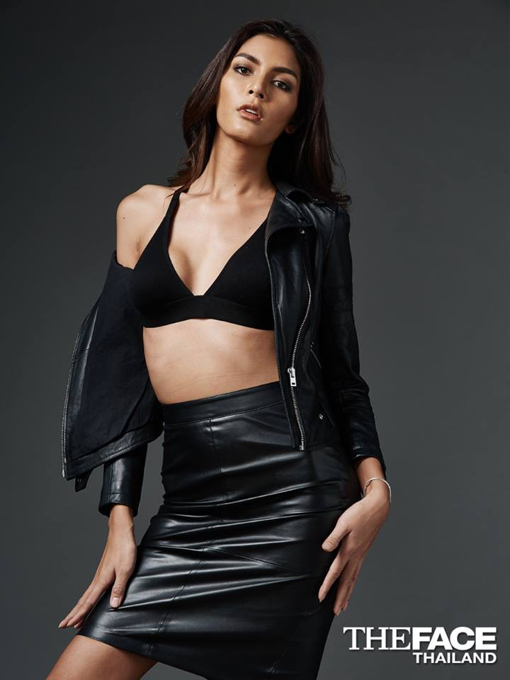 3 cô nàng chuyển giới tại The Face Thailand: Xinh đẹp, cơ thể hoàn hảo có thể khiến chị em khóc ròng - Hình 2