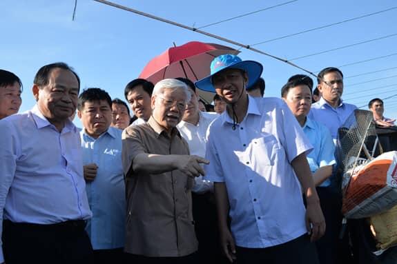 Cảnh báo về thông tin xuyên tạc vấn đề sức khỏe của Tổng Bí thư, Chủ tịch nước Nguyễn Phú Trọng - Hình 2