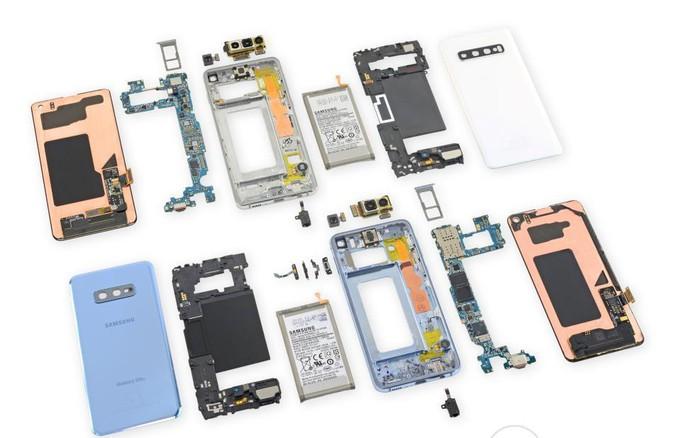 Chi phí sửa chữa Galaxy S10 rẻ hơn tin đồn - Hình 1