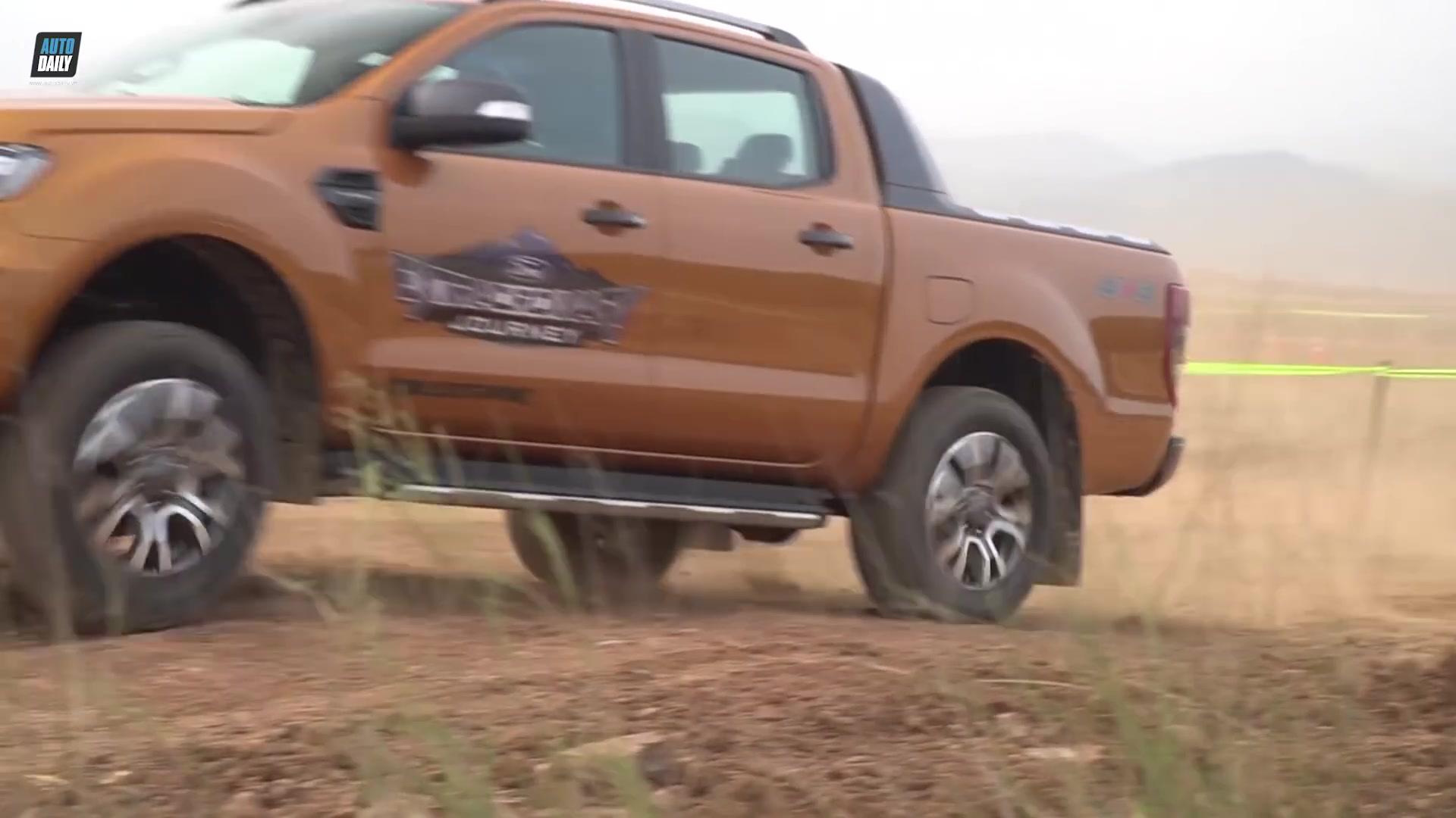 Đua xe giành phần thưởng 1 chiếc ranger raptor giá 1,2 tỷ đồng - Hình 4