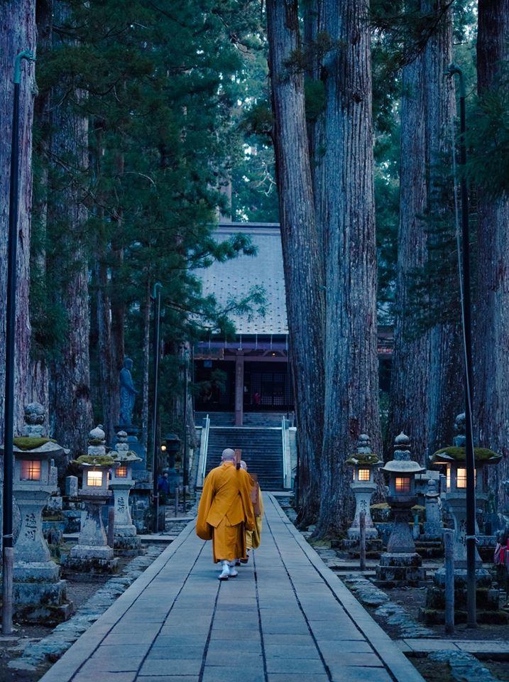 Khám phá nghĩa trang Okunoin: Nơi được mệnh danh thánh địa thiêng liêng nhất Nhật Bản, có 5000 chiếc lồng đèn không bao giờ tắt - Hình 6