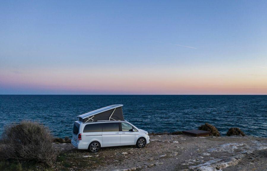 Mercedes V-Class 2019 - chiếc minivan sang trọng và đẳng cấp qua loạt ảnh chi tiết - Hình 7