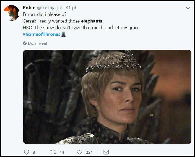 Muôn kiểu phản ứng của khán giả trước cảnh mở màn của Game of Thrones - Hình 4