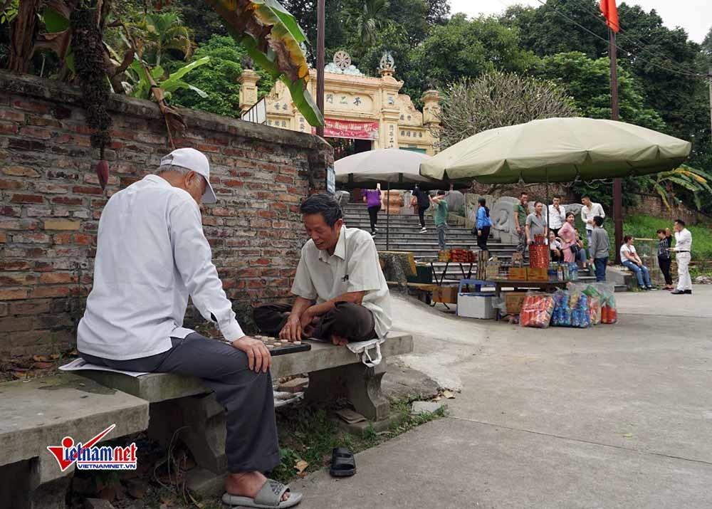 Ngôi chùa không hòm công đức, không đốt vàng mã ở Bắc Ninh - Hình 14
