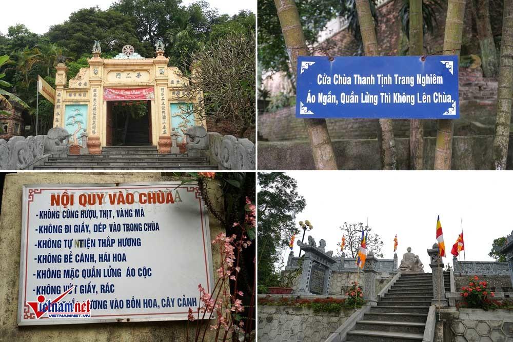 Ngôi chùa không hòm công đức, không đốt vàng mã ở Bắc Ninh - Hình 8