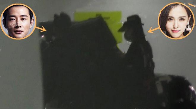 Paparazzi tiết lộ chùm ảnh La Tấn cùng bố vợ hộ tống Đường Yên tới bệnh viện khám thai? - Hình 6