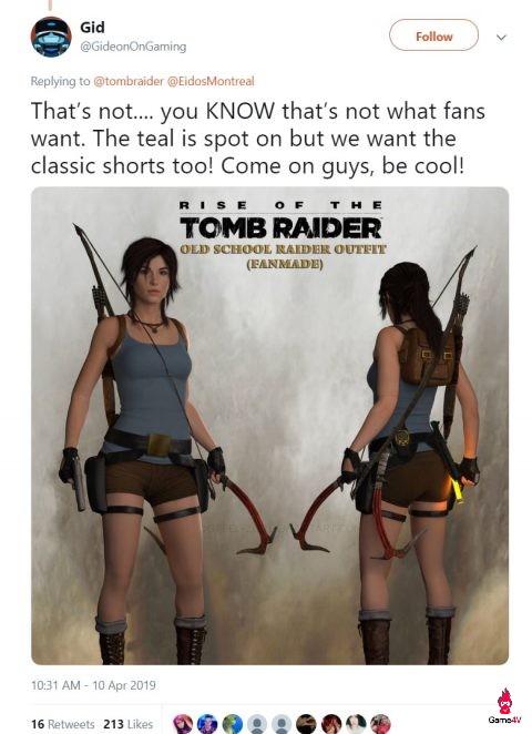 Trang phục mới của Shadow of the Tomb Raider bị fan ném đá vì lý do này đây - Hình 6