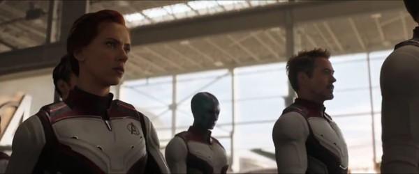 Avengers: Endgame bất ngờ bị leak clip quay lén 4 phút, tiết lộ nhiều cảnh quay quan trọng - Hình 4