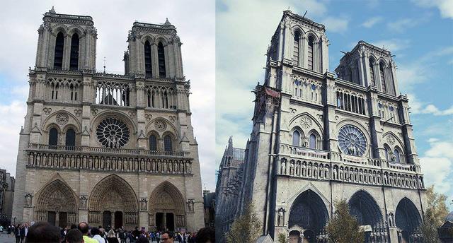 Tự hào game thủ: Assassin's Creed Unity trở thành cứu cánh giúp phục dựng Nhà thờ Đức Bà Paris - Hình 1