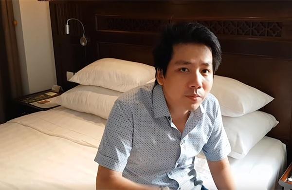 Bị lễ tân ở Hà Nội dọa đấm, Khoa Pug trốn chui trong khách sạn và không dám review sau vụ Aroma - Hình 2
