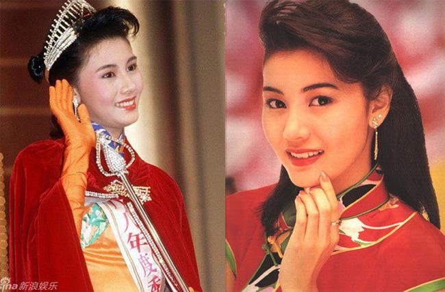 Đẳng cấp nhan sắc của Hoa hậu đẹp nhất lịch sử Hong Kong: Hơn 30 năm giữ vững phong độ nhờ vẻ đẹp lai trường tồn với thời gian - Hình 2